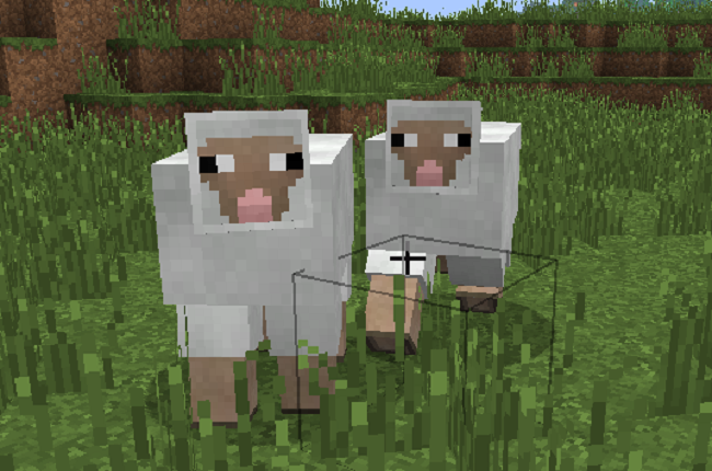 minecraft-attirer-mouton