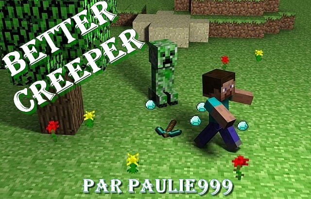 minecraft-better-creeper