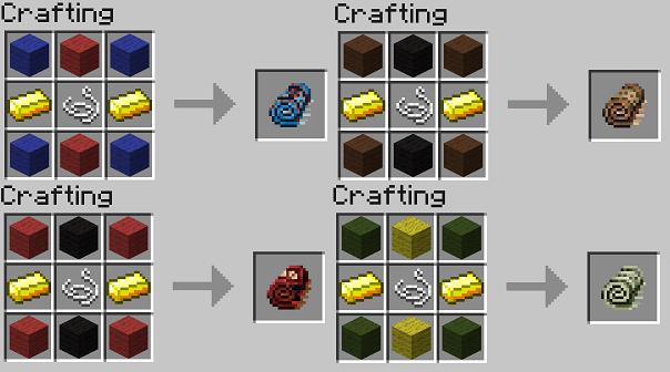 Mod magic carpet minecraft - Comment faire une laisse dans minecraft ...