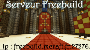 minecraft-serveur-freebuild