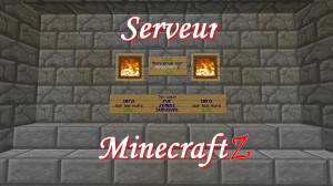 Minecraft-seveur-minecraftz