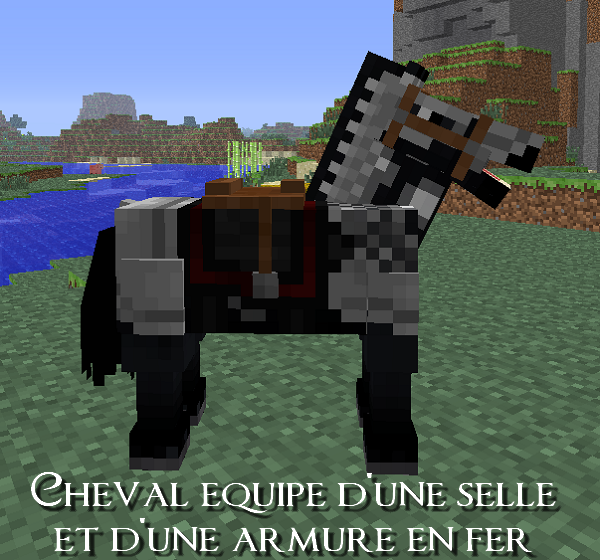 minecraft-cheval-equipe-armure-selle