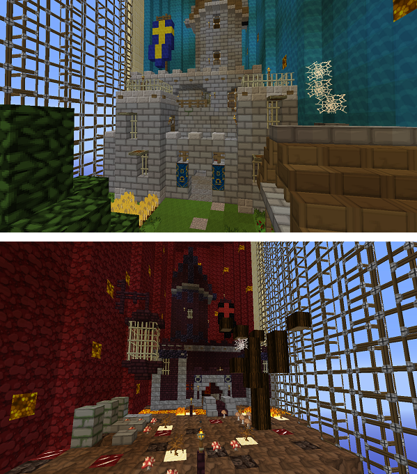 minecraft-map-clash-of-kingdoms-pvp