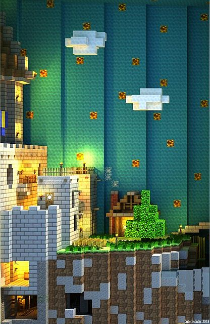 minecraft-map-pvp-clash-of-kingdoms-bleu