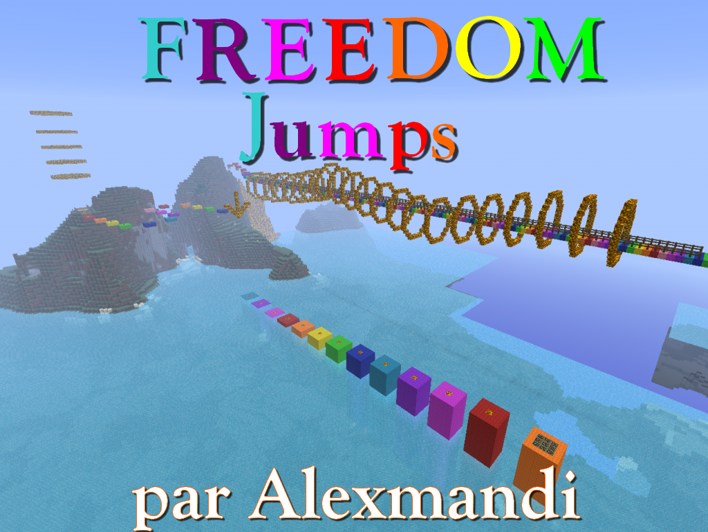 minecraft-map-saut-freedom-jump