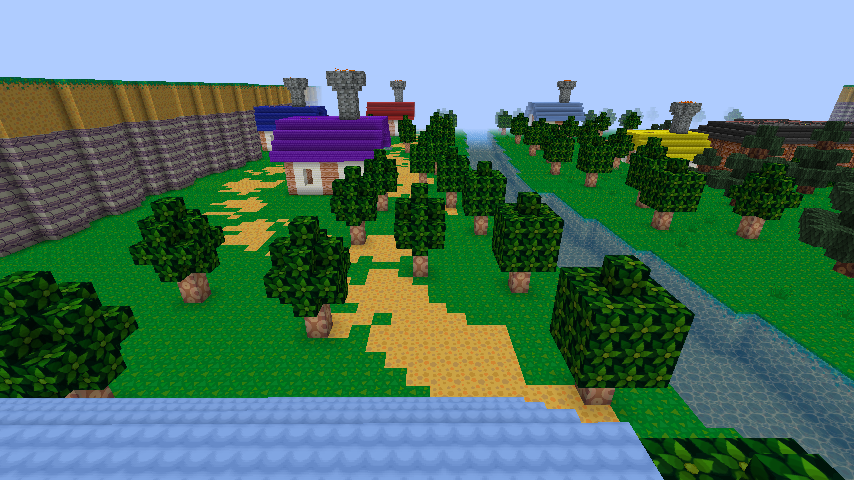 minecraft-map-survival-animal-crossing-village