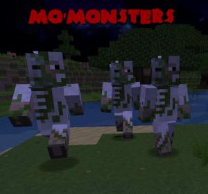minecraft-mod-mo-monters