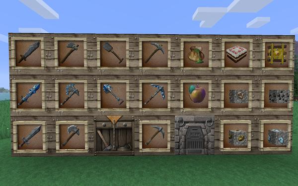minecraft-ressource-pack-chroma-hills-item