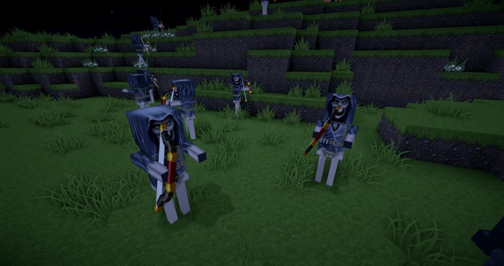 minecraft-ressource-pack-chroma-hills-squelette