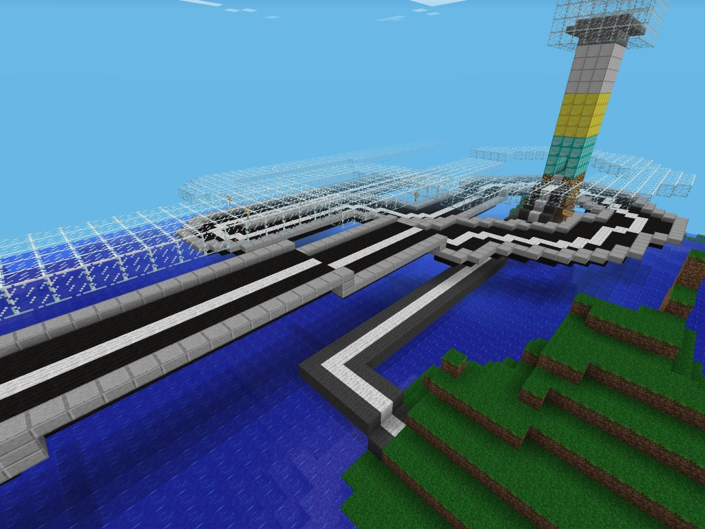 minecraft-pe-map-mcaqua-course