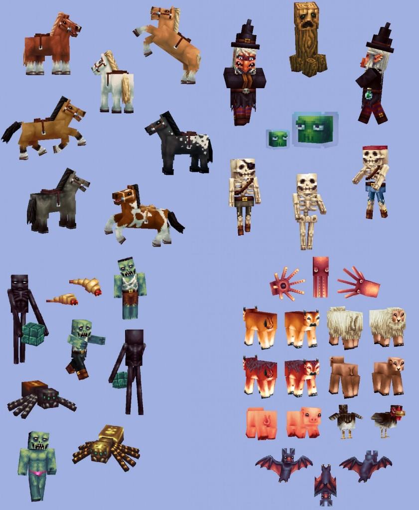 minecraft-resource-pack-16x16-wayukian-pack-mob