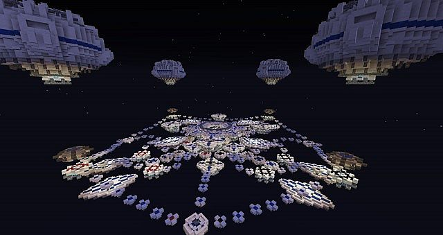 Minecraft-map-pvp-fall-for-fun-arene-nuit