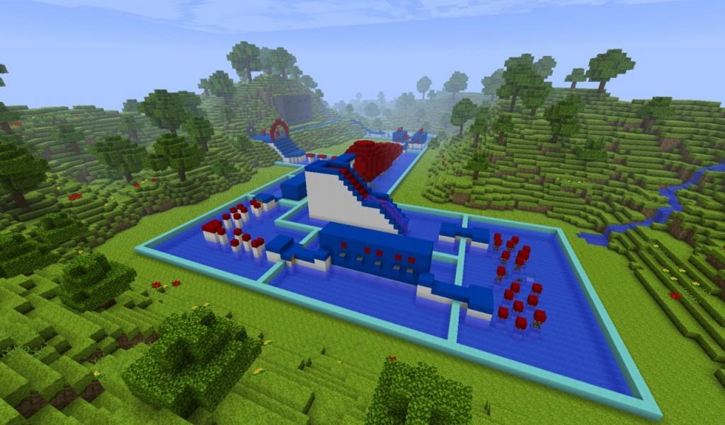 minecraft-map-wipeout-parcours