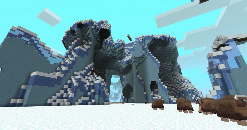 minecraft-mod-animeaux-lotsomobs-dimension-age-glace