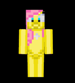 2.skin-minecraft-poney-or