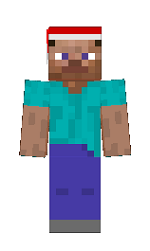 10.minecraft-skin-mexicain-bonnet-noel