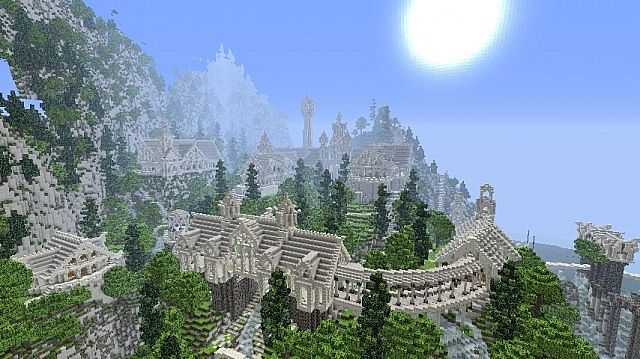 minecraft-map-rivendell-cite-perche