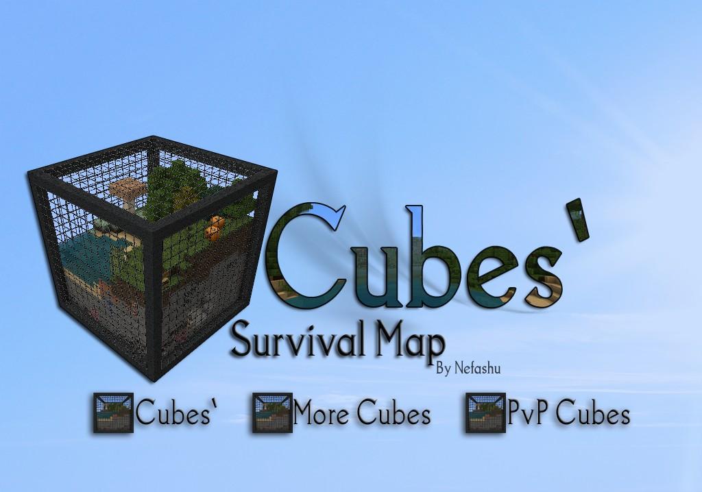 minecraft-map-survie-cubes