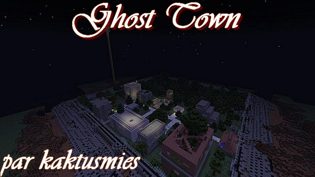 minecraft-map-ville-fantome-ghost-town