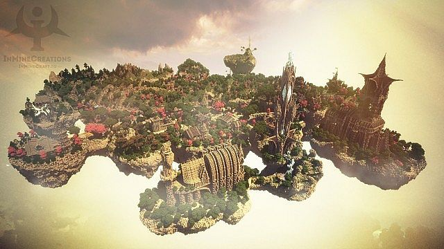 minecraft-map-ville-medieval-fantaisie