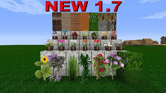 minecraft-resource-pack-1.7.4-intermacgod-realistic-fleur