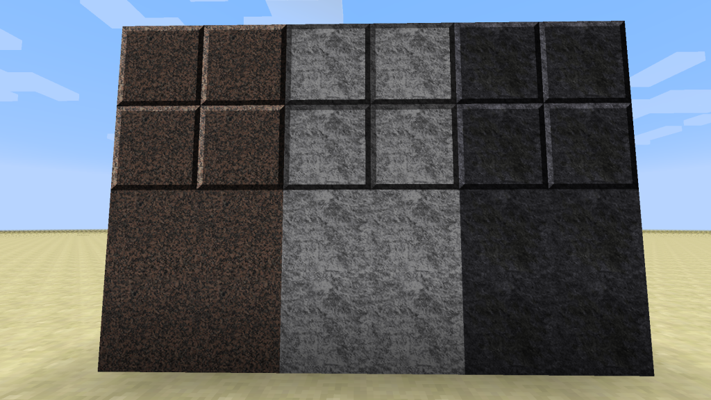 minecraft-resource-pack-128x-MCRealism-granite