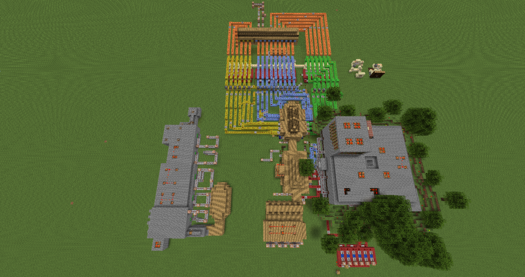 minecraft-map-jeu-Cluecraft-systeme-redstone