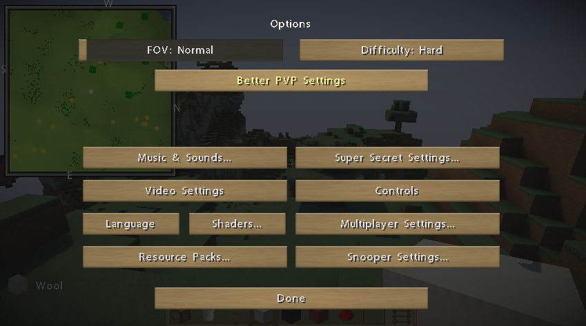 minecraft-mod-better-pvp-config