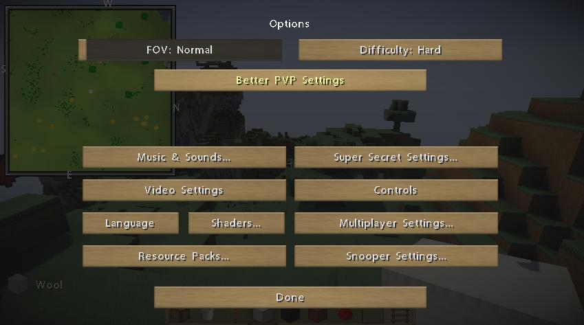 minecraft-mod-better-pvp-config