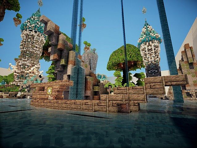 minecraft-map-ville-fantaisie-magie-arlucia-bateau