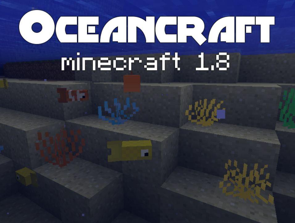 minecraft mod oceancraft 1.8