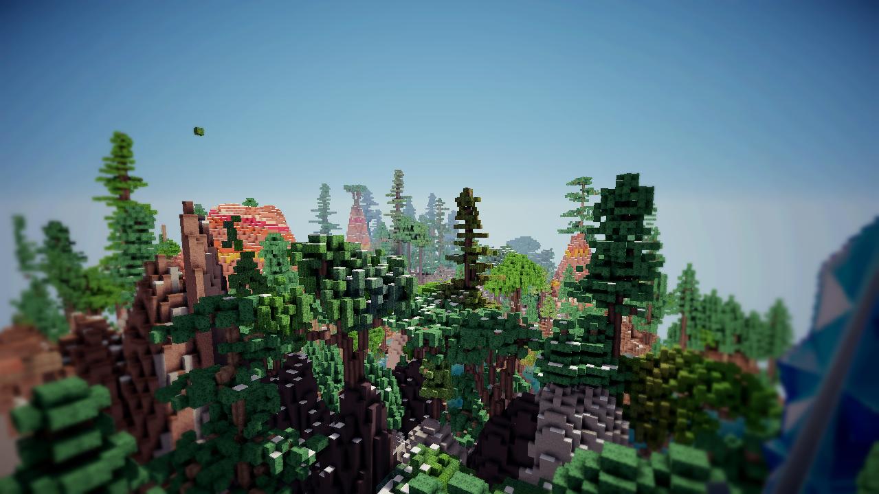 minecraft-map-aventure-teramia-foret