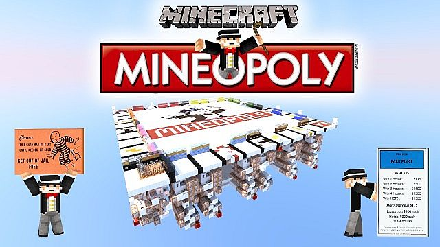 minecraft-map-jeux-mineopoly