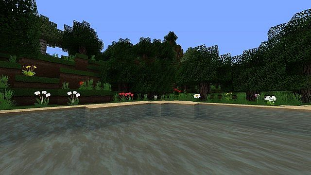 minecraft-resource-pack-128x-full-of-life-eau-transparente