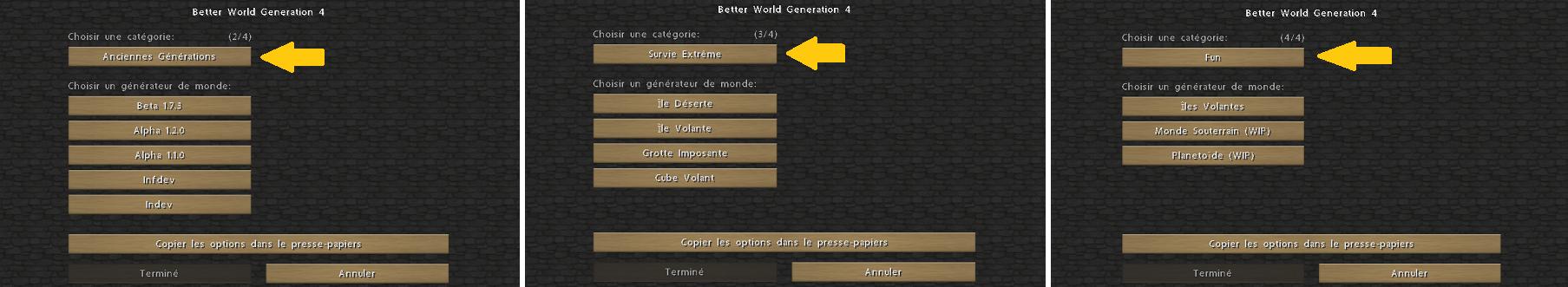 minecraft-mod-better-world-generation-choix-monde