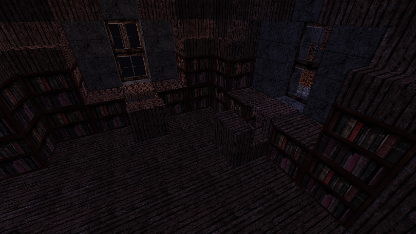 minecraft-map-horreur-the-monastery-bibliotheque