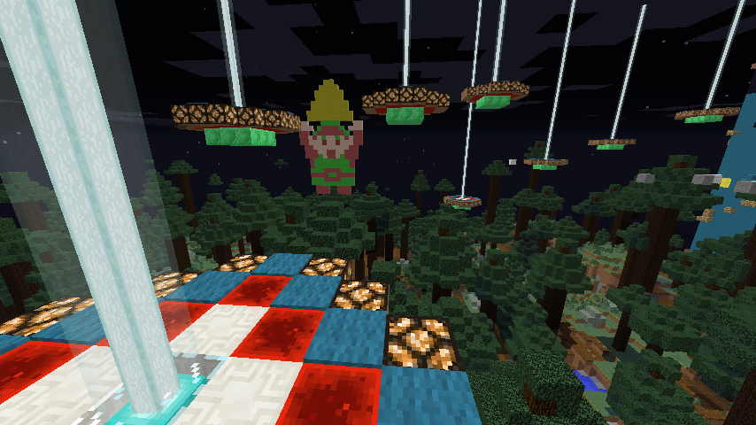 minecraft-map-parcours-jump-drug-run-2-foret