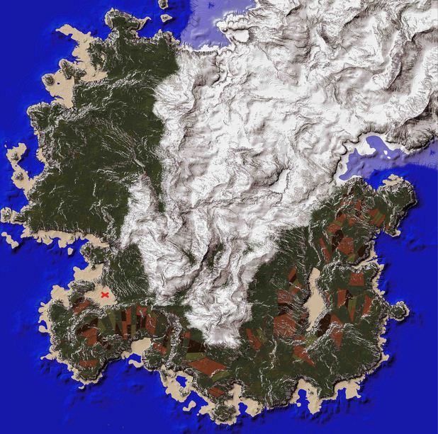 minecraft-map-customise-multi-biome-carte