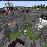 Minecraft-map-aventure-solo-multijoueur-infinity-dungeon-donjon