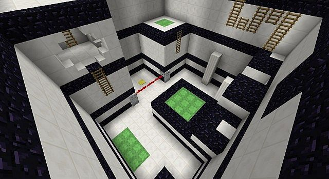 minecraft-map-aventure-mizzle-II-parcours