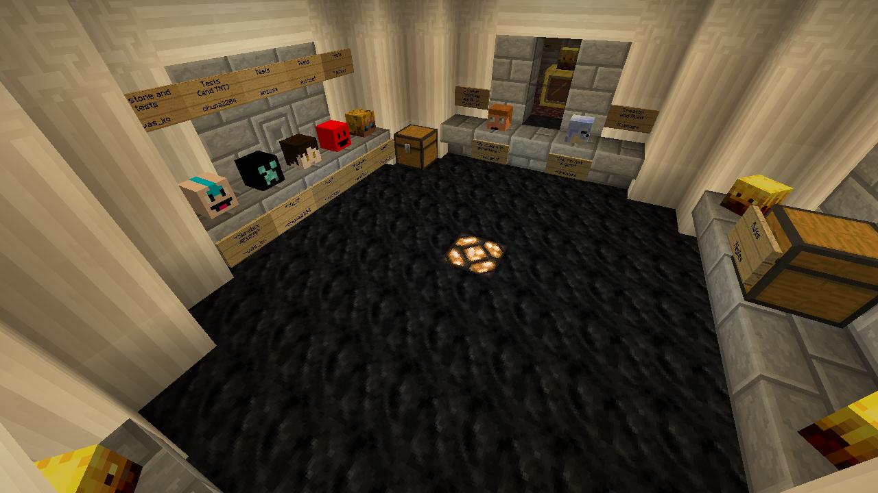 map mini jeux 1 8 blaze runner minecraft. Black Bedroom Furniture Sets. Home Design Ideas