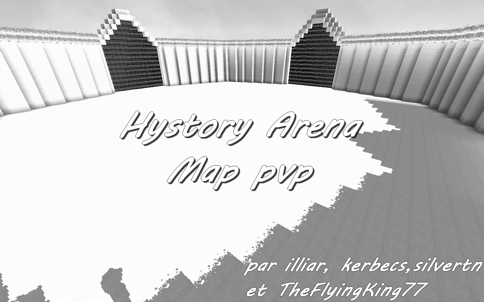 minecraft-map-pvp-hystory-arena