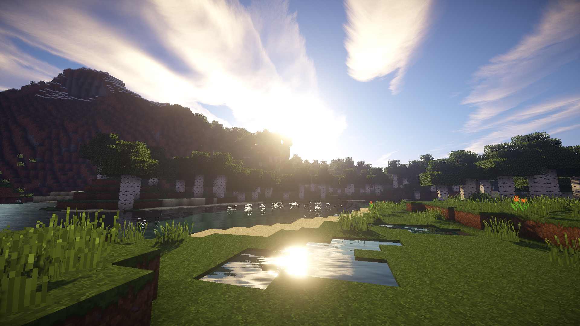 fond-ecran-minecraft-capture-ecran-shader