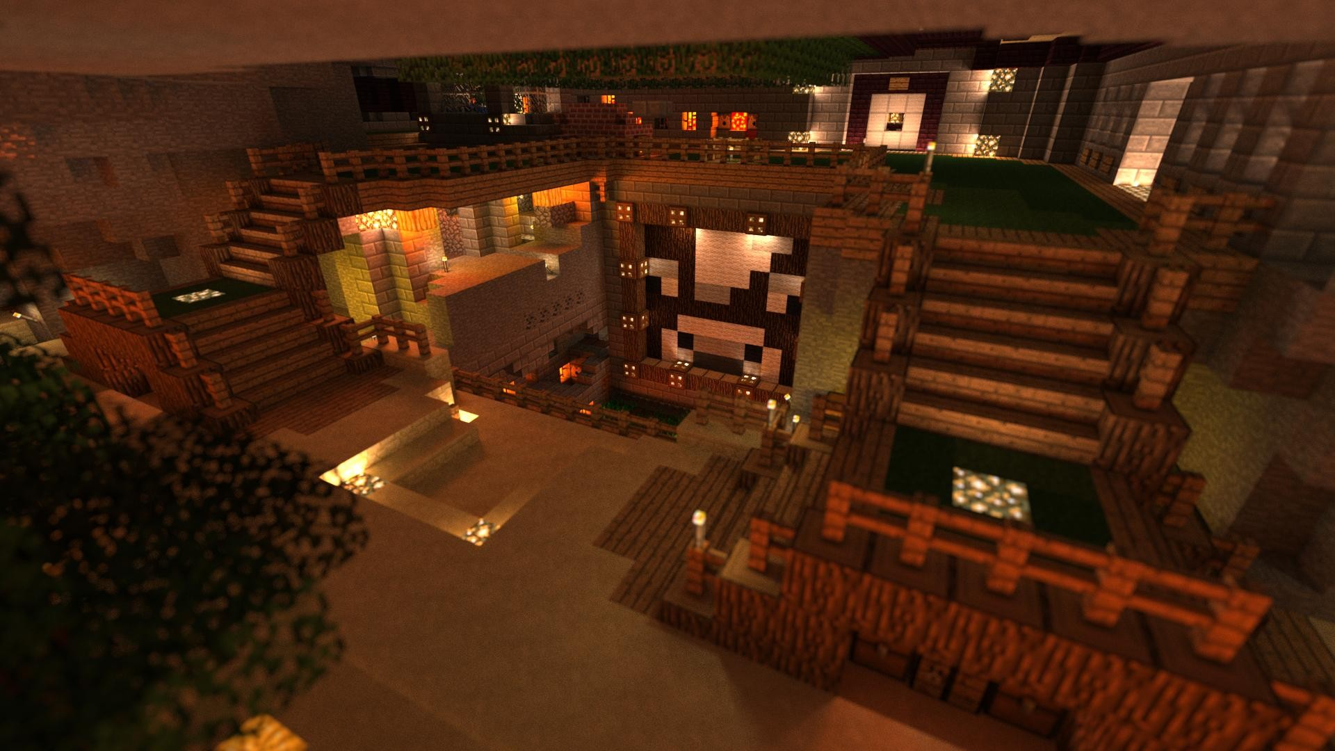 minecraft lab map with Fond Ecran Minecraft Manoir Vue Interieur on File Mount Massive Asylum Upclose further Hive Hub moreover Singularity Soviet Laboratory Widescreen Hd Wallpaper likewise Adventure as well 1081692.