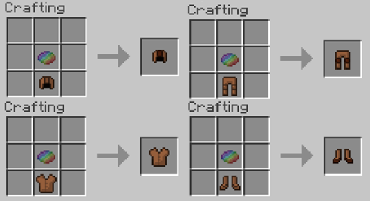 minecraft-mod-primitive-craft-armure-camouflage