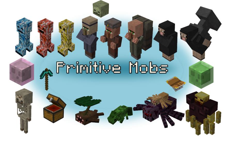 minecraft-mod-primitive-mobs