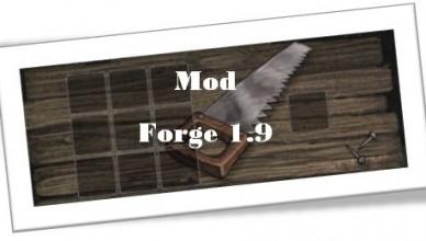 minecraft forge 1.9