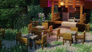 minecraft mod furniture jardin