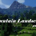 minecraft-map-customise-mountain-landscape
