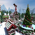 minecraft-map-thereawakens-village-pere-noel-place